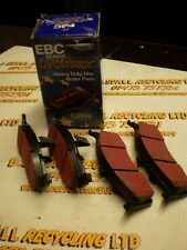 Chrysler Neon front brake pads EBC DP1623