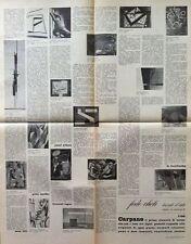 Arte Astratta in Italia. Catalogo-manifesto prima grande mostra astratta di Rom