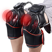 Electric Knee Massage LCD Screen Wrap Heating Vibration Leg Physiotherapy Relief