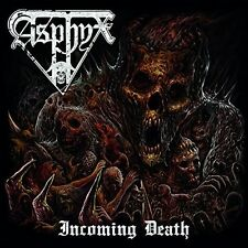 Asphyx - Incoming Death [New CD] Ltd Ed, Digipack Packaging