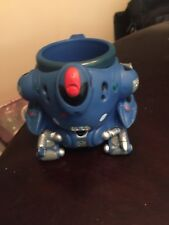 Robot - Lost in Space movie children's cup, mug; Applause NEW. 1998 New Line Prd
