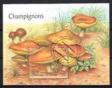 Champignons Togo (26) bloc oblitéré