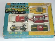 (V) corgi giftset LOTUS RACING TEAM  - GS 37