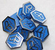 VESPA Logo blau Piaggio PX 80 125 150 200 Lusso PK 50 XL Cosa XL2 HP4 FL Kaskade