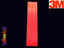 14,95€/m 20 cm x 55 mm 3M Lámina reflectante rojo Marcado advertencia ECE104