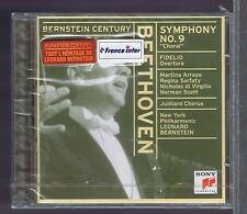 BERNSTEIN CD NEW BEETHOVEN SYMPHONY No 9