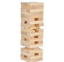Holz-Stapelspiele