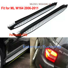Running Board fits for Mercedes Benz ML W164 2006-2011 Side Step Pedal Nerf Bar