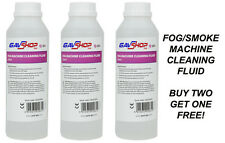 QTX Fog Machine Cleaning Fluid 250ml - Smoke