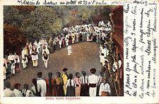 B73083 port Popular Hora national Dance  romania  types folklore costumes
