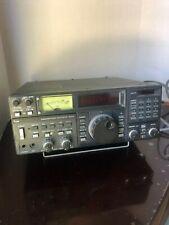 Icom Ic-R71A Receiver Shortwave Am Ssb Cw Radio with Box
