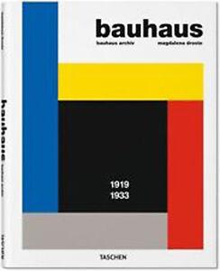 "Magdalena Droste - ""Bauhaus"" / spanische Ausgabe / espanol"