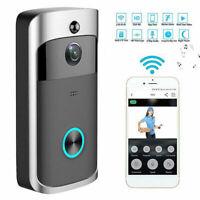 1080p Wireless Security Doorbell Home Video Door Video Intercom Ring CAM Safety