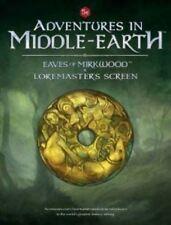 5th Ed RPG - Adventures in Middle-Earth - Eaves of Mirkwood & Screen