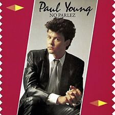 PAUL YOUNG - NO PARLEZ CD ~ WHEREVER I LAY MY HAT (THAT'S MY HOME) +++ *NEW*