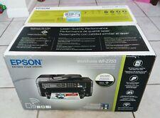 Brand New Factory Sealed Epson Workforce WF-2750  InkJet All-in-one Printer NIB