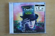 Charlie And The Chocolate Factory (Original Motion Picture Soundtrack) (C307)