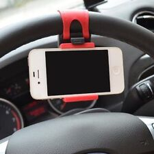 Supporto auto compatto universale da Volante Sterzo per Apple iPhone 3G 3GS 4 4S