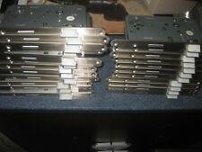 25 Stück Einsteckschlösser 78 / 60 DIN R für Schweizer Zylinder Stulp Edelstahl