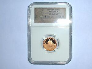 2009-S Bronze 1C Lincoln Presidency NGC PF 69 UC
