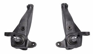 """4"""" Front Lift Spindles For 1998 - 2000 Ford Ranger 4x2 Truck Two Wheel Drive"""