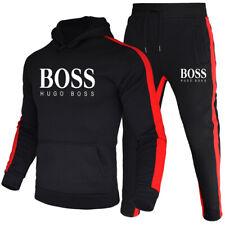 2020 Herren 2Pic Jogging Anzug Sweatshirt Hosen Trainingsanzug Sportanzug 2020