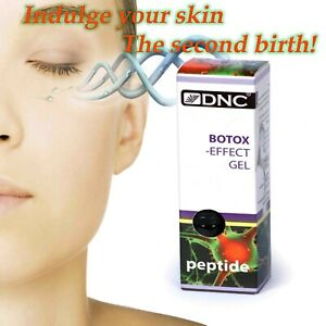 Peptide gel Reduces facial expression reducing cleansing wrinkles Regenerates10