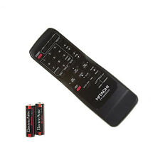 HITACHI VT-RM4530A TV VCR VT-FX6500 VT-MX4510 VT-MX4530A REMOTE CONTROL