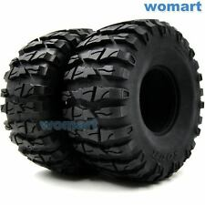 2pcs RC 2.2'' AR Sour Tires 135mm Fit RC 4WD Truck Crawler 2.2'' Beadlock Rims