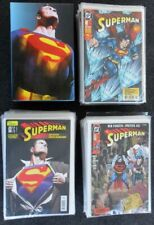 Superman 1-70 incl. 3 volúmenes 1-15 Special-DC Comics-Dino Verlag-z.1/1-2