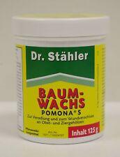 """Dr. Stähler """"Pomona Baumwachs S"""" 125 g, Wundverschluss für Obst- und Ziergehölz"""