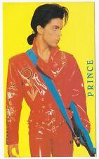PRINCE    Sticker carré  édité dans les années 1990