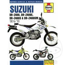 Suzuki DR-Z 400 E 2000 Haynes Service Repair Manual 2933