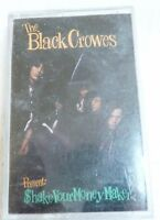The Black Crowes Present: Shake Your Money Maker (Cassette, 1990)