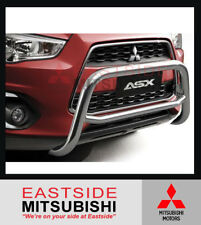 NEW GENUINE MITSUBISHI ASX XB ALLOY NUDGE BAR MZ350250