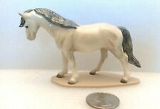 Miniature Figurine Highland Mustang Horse / Pony Model by Hagen-Renaker Hr Nice