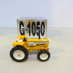 Ertl Minneapolis Moline G1050 Tractor 1/43 MM-2291YP