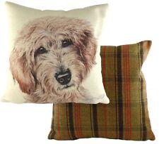"17"" Labradoodle Dog Cushion Evans Lichfield DPA658 43cm Waggydogz"