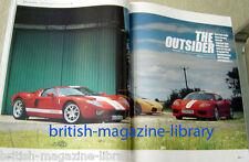 Evo 71 GT40 v Gallardo v 360 CS 575 Murcielago Ferrari 575M v Vanquish 575M HGTC