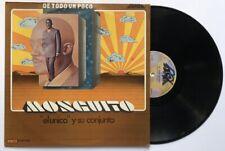 Monguito El Unico Y Su Conjunto De Todo Un Poco Salsa FANIA LP-7631 MINT