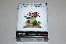 Warhammer Chaos Daemons Beast of Nurgle