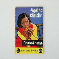 Crooked House   Agatha Christie, 1961   Fontana Books, Mystery   SC, MMPB