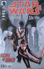 STAR WARS : LOST TRIBE OF THE SITH - SPIRAL #2 ( SEP 2012) - Dark Horse Comic