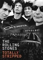THE ROLLING STONES - TOTALLY STRIPPED   DVD NEU