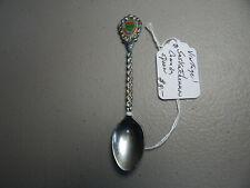 "Vintage! "" Saskatchewan Canada "" Collectible/Souvenir Spoon"