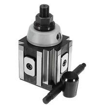 Axa Piston Type Quick Change Tool Post 250 100 For 6 12 Lathe Us Stock