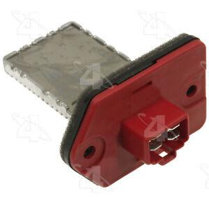 HVAC Blower Motor Resistor-Resistor Block 4 Seasons fits 00-02 Daewoo Nubira