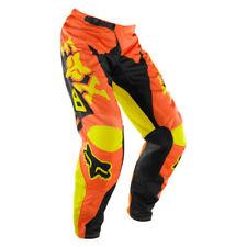 Fox Racing 180 Anthem Pants (ORANGE & YELLOW) ADULT SIZE 28