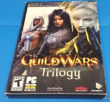 Guild Wars Trilogy (PC, 2008)(COMPLETE)(WITH KEY)