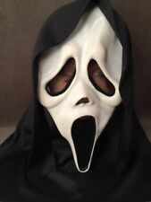 Scream Mask Halloween  Hooded Easter Unlimited T Stamp